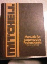 Mitchell Manual 1967-1979 Transmission Service & Repair - Domestic Cars. H U G E