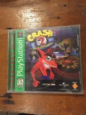 Crash Bandicoot 2 Cortex Strikes Back Sony PlayStation 1 Ps1 - Complete - Tested