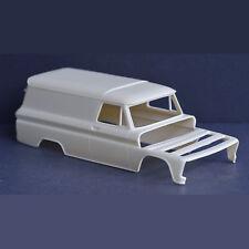 NB318 Jimmy Flintstone 1/25 scale 1966 Chevy Suburban custom delivery truck body
