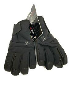 ARC'TERYX Gore-Tex SKI Gloves Zenta LT Men's XL Climbing Mountaineering Snow NEW