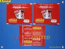 Panini★EURO 2012 EM 12★2x Coca-Cola Tüte/packet/pochette/bustine - sealed