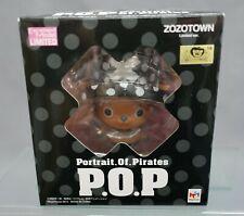 ONE PIECE PORTRAIT OF PIRATES POP CHOPPER MAN X ZOZOTOWN  Japan New ***