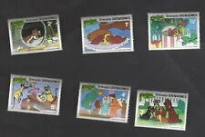 Grenada Grenadines Christmas '81 Disney stamps features Lady and the Tramp