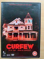 Curfew DVD 1989 IN Precedenza Banned Cult Horror Violento Film