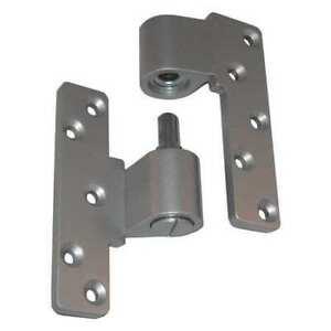 "Kaba Ilco Ip-10-Lh-Al 1-1/8"" W X 5"" H Aluminum Pivot Hinge"