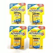 Kodak Advantix Versatility Polyvalence 400 Film 25 Exposes Expired 03/2002
