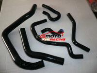 Black Silicone Radiator Hose for Honda Civic Type R DC2 EK4 EK9 B16A B18 92-00