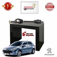 SEMIASSE ANTERIORE SINISTRA PEUGEOT 307 1.4 HDI 50KW 68CV  DAL 2003 ->27123