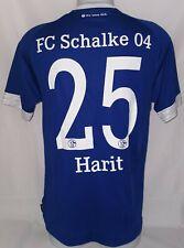 Umbro FC Schalke 04 Gelsenkirchen Königsblau Gr. M 25 Harit Saison 2018 / 2019