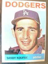 1964 TOPPS #200 SANDY KOUFAX LA DODGERS EXCELLENT CONDITION? VINTAGE CARD