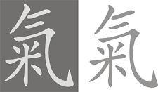 Malerschablonen, Wandschablone, chin.Schriftzeichen - Qi Lebensenergie XXL