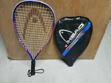 Head Ti Pro XL Racket Ball Racket and Case