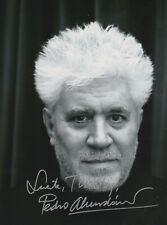 Autographe Original: PEDRO ALMODOVAR.