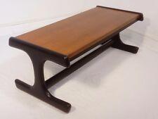 TABLE BASSE EN TECK - DESIGN VINTAGE SCANDINAVE