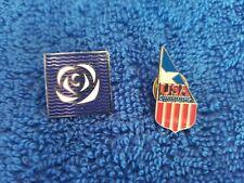 2 - Swimming Pins - USA Swimming, Rosebowl Aquatic Center