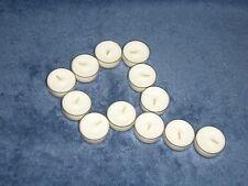 Partylite White Ambrosia Tealights -- RETIRED