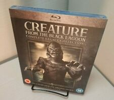 Creature from the Black Lagoon:Complete Legacy Collection (Blu-ray)Slipcover-NEW