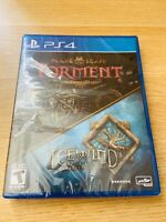 Planescape: Torment & Icewind Dale - Enhanced Edition PS4(Sony PlayStation 4)NEW