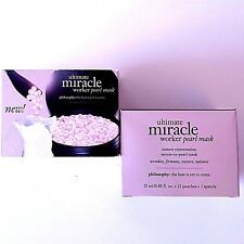Philosophy Ultimate Miracle Worker Pearl Mask 0.85oz Brand New! Boxed! Amazing!