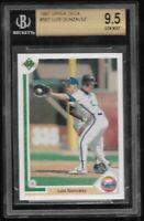 1991 Upper Deck Luis Gonzalez Houston Astros #567 BGS 9.5 GEM MINT Rookie Card