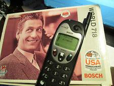 Bosch World 718 OVP SimT1..telekom gebraucht Art. Nr. 345 X