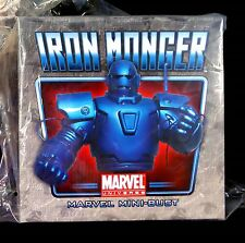 Bowen Iron Monger Marvel Comics Iron Man Bust Statue New from 2008