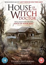 HOUSE OF THE WITCH DOCTOR, THE (DVD) (NEW)