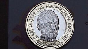 5 euro 2017 FINLANDIA Suomi Finland Finnland FINLANDE Carl Mannerheim Финляндия
