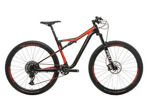 "2018 Cannondale Scalpel Si-2 Mountain Bike Medium 29"" Carbon SRAM Eagle RST"