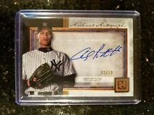 2020 Topps Museum Andy Pettitte SSP Archival Auto Copper 23/50 New York Yankees
