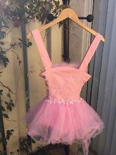 Culver Cutie Girls Tutu PURSE Pink Black Dance Ballet Tote Hand Bag Leopard