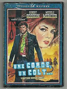 DVD - UNE CORDE, UN COLT ... (ROBERT HOSSEIN / MICHELE MERCIER) INTROUVABLE !