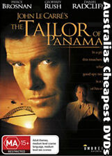 The Tailor Of Panama DVD NEW, FREE POSTAGE WITHIN AUSTRALIA REGION 4