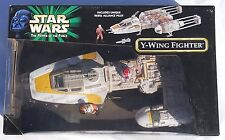 Star Wars Power of the Force Y-Wing Fighter Target Exclusive NEW SEALED HTF