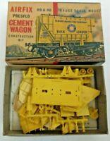 HO scale Airfix Cement Wagon Kit  Vinrage Rare