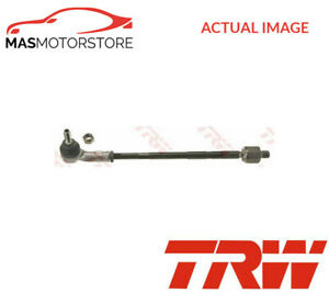 TIE ROD AXLE JOINT ROD ASSEMBLY FRONT TRW JRA129 P FOR AUDI A3,8L1
