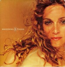 Madonna CD Single Frozen - Europe (VG+/EX+)
