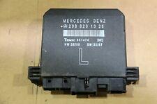 ORIGINAL Mercedes W210 E220CDI Türsteuergerät Steuergerät Tür A2088201326 DE ✓