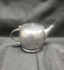 World Tableware 73059 Belle Ii 20 oz. Stainless Steel Teapot