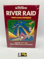 River Raid (Atari 2600) BRAND NEW SEALED, Excellent