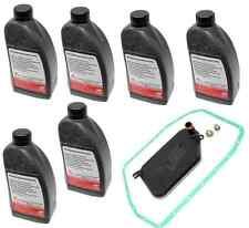BMW e46 e39 e85 330ci 325Ci z4 525i A5S325Z Auto Transmission Filter Kit 6x ATF