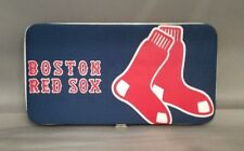 BOSTON RED SOX Ladies Gameday Clamshell Mesh WALLET BRAND NEW - FREE SHIPPING