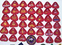 Cub Scout Proficiency Badges 1991-2001 most badges