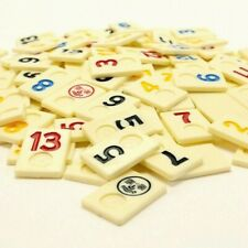 Rummikub Game Tiles Replacement Pieces Parts Pressman