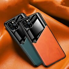 Magnetic Leather Slim Case For iPhone 13 12 11 Pro Max XS XR 8 7 Plus Heavy Duty