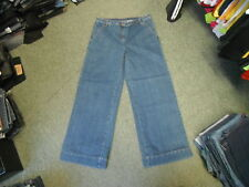 """South Loose Fit Jeans Waist 34"""" Leg 32"""" Faded Dark Blue Ladies Jeans"""