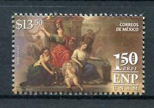 Mexico 2018 MNH ENP UNAM National Preparatory School 1v Set Education Art Stamps