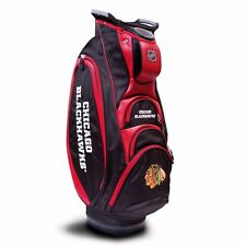 BRAND NEW Team Golf NHL Chicago Blackhawks Victory Cart Bag 13573