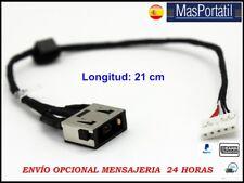 CONECTOR ALIMENTACION+CABLE NUEVO/DC-IN JACK LENOVO IDEAPAD G50-70 (21 cm) PJ280