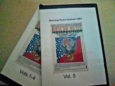 Moscow Music Peace Festival DVD- LIVE !!! 1985- Commercial Free!!